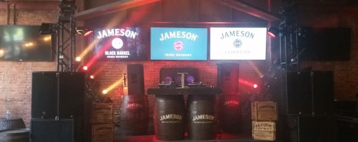 jameson party orlando zenith lighting