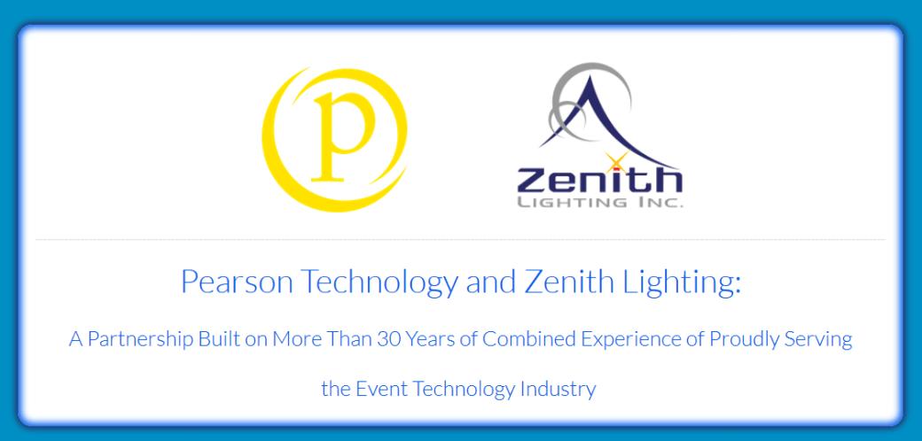zenith pearson trade show partnership header