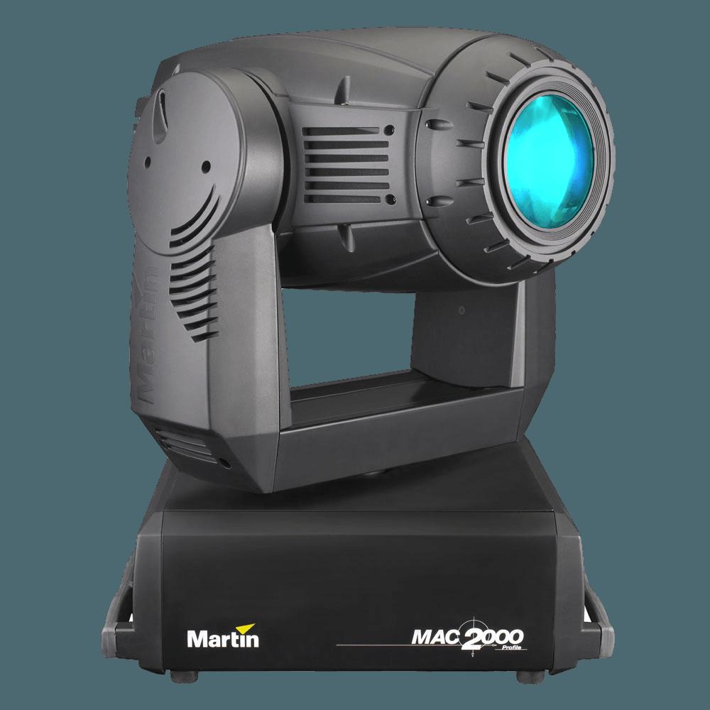 mac 2000 profile rental