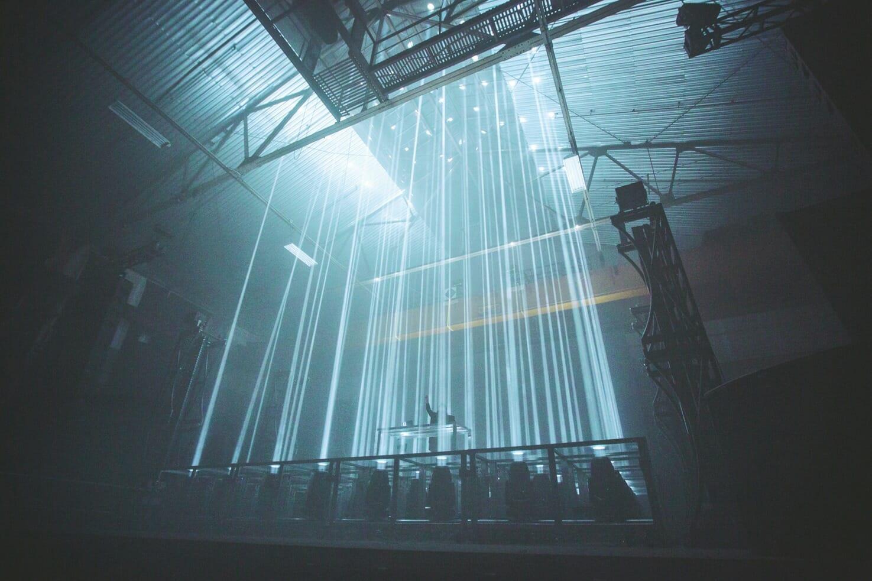 virtual self stage lighting