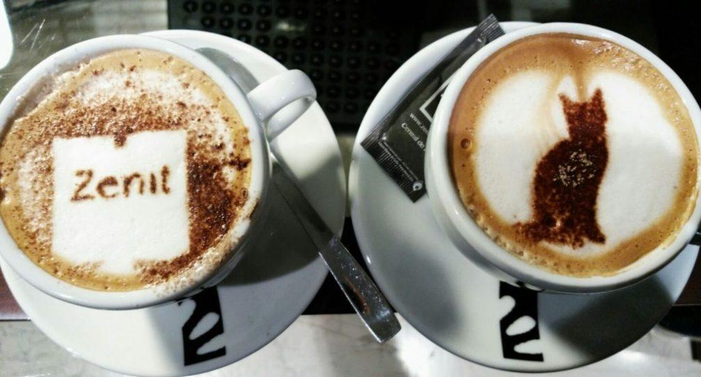 Cafés mucho amor