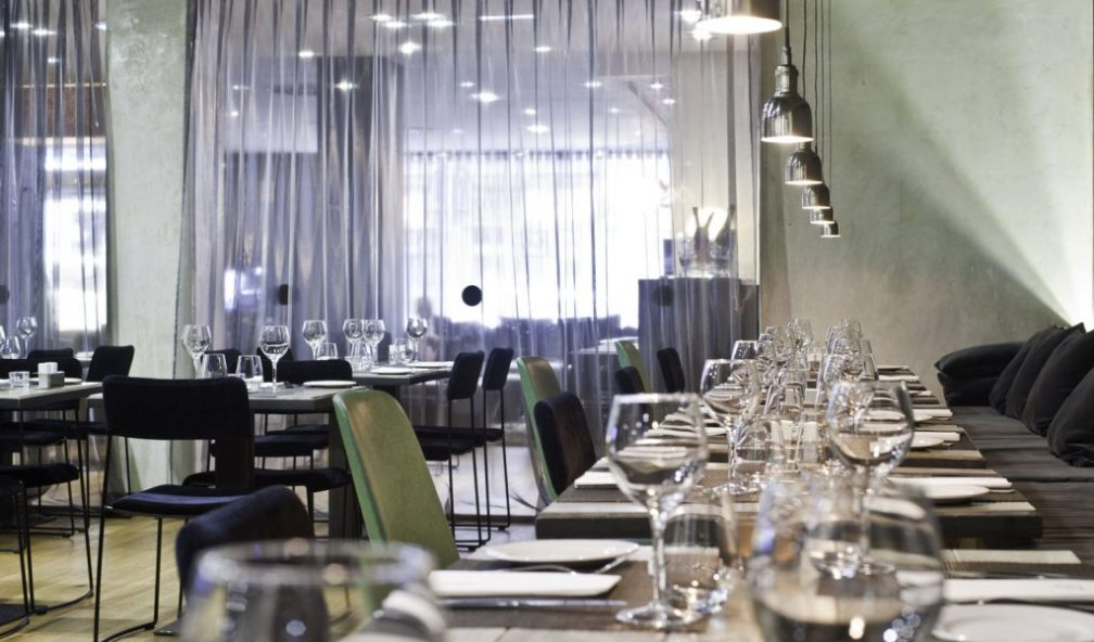 Restaurante Novus Madrid