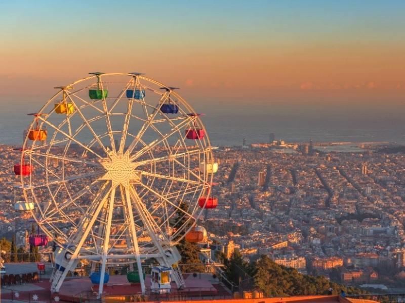 Razones para visitar Barcelona