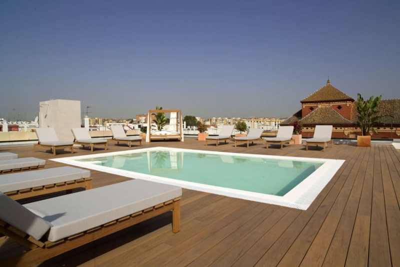 Zenit Sevilla el mejor alojamiento en Triana