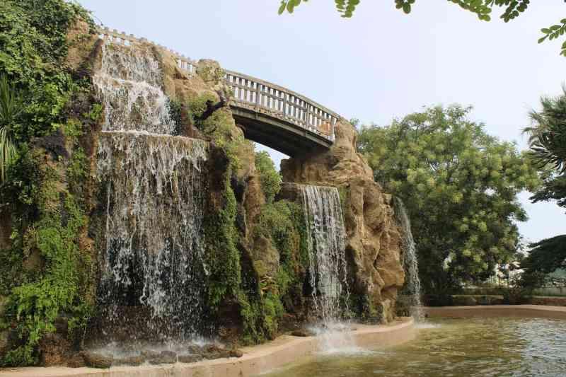 Parque Genovés uno de los 9 rincones más instagrameables de Cádiz