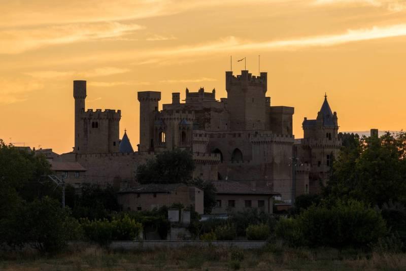 Castillo de Olite, las mejores excursiones de Navarra