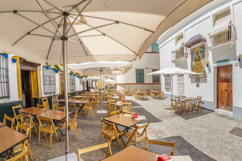 Barrio de la Viña Cádiz
