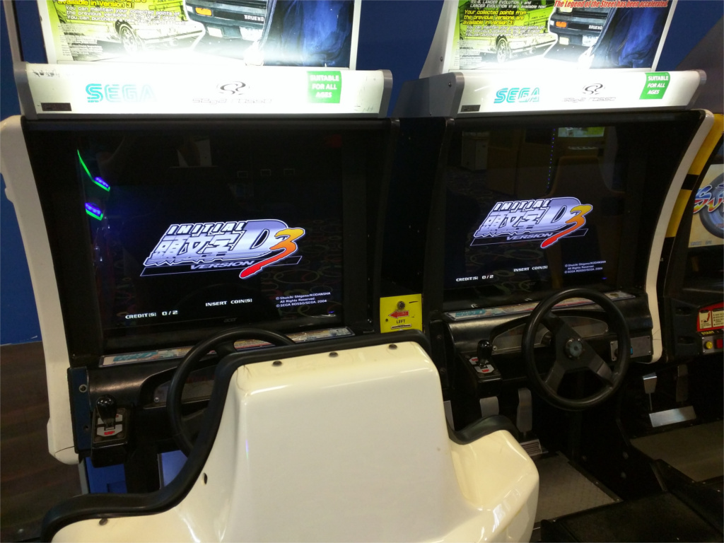 initial d stage 3