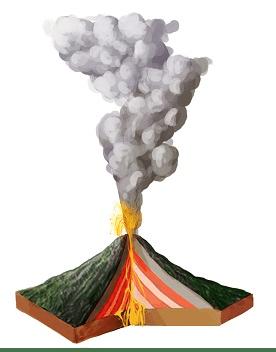 Materi IPA Kelas 7 | Bab 11 Gempa Bumi, Gunung Berapi dan