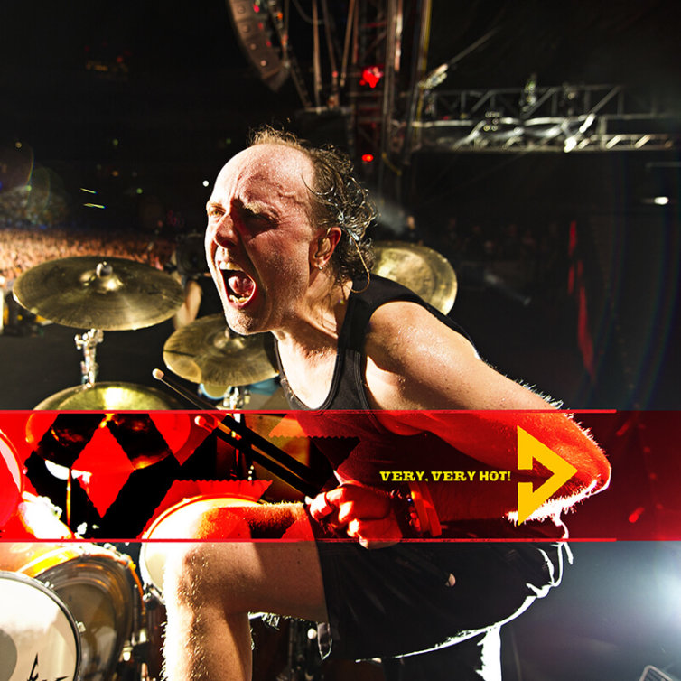 Metallica <br>So What! vol. 20