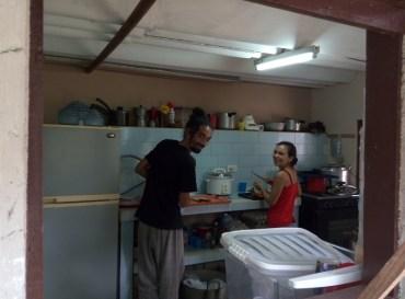 Samu de cocina