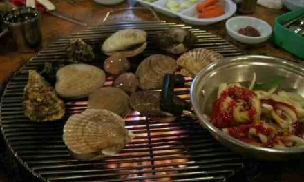 The Greatest Food Invented: Grilled Shellfish (Jogae Gui)