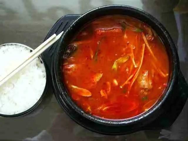 Dalk Doritang (닭도리탕)