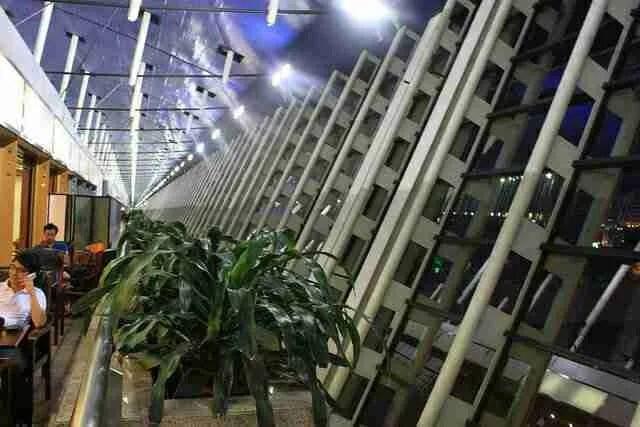 terminal at Shanghai Pu Dong Int'l