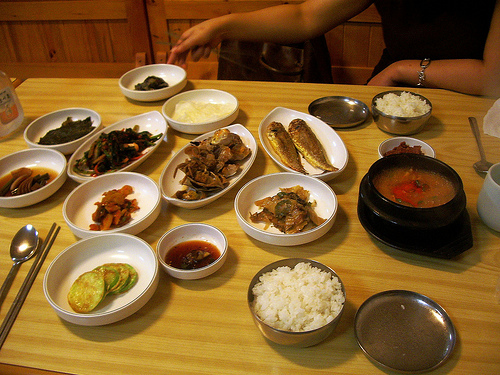 How to Prepare a Korean Meal: At Home!
