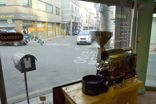 Survival Guide to Korean Coffee Part III: On Roasts