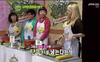 Video: The Star King Kimchi Jjigae Competition, part 2