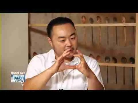 Video: Interview with Chef Hooni Kim of Danji
