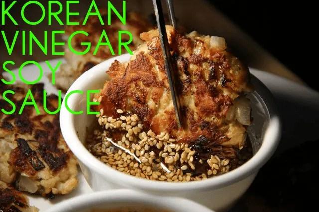 Cho Ganjang (Korean Vinegar Soy Sauce)