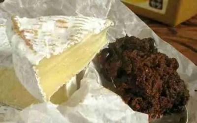 Nous, c'est le vrai gout, le slow-food : Sauce Camembert-Doenjang (Miso)