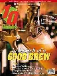 10 Magazine: Christmas and Beers
