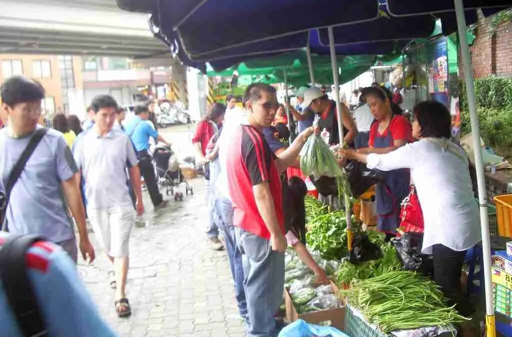 Filipino Sunday Market