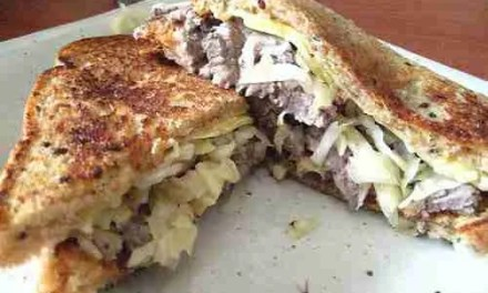 The Great Reuben Project: SUCCESS!