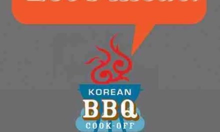 Report: 2nd Annual Korean BBQ Cook-Off in Los Angeles