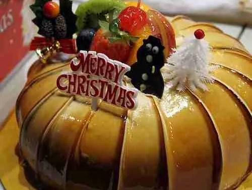 Korean Christmas Cakes 2009