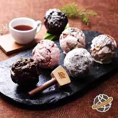 Review: Schneeballen Korea's Schneeball Cookies