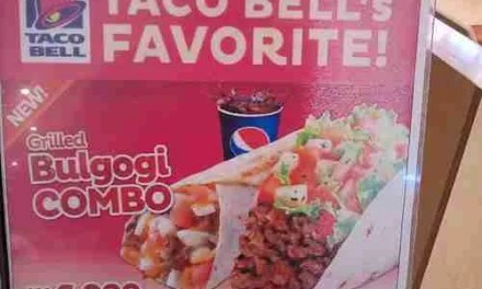 Taco Bell's Grilled Bulgogi Taco and Burrito