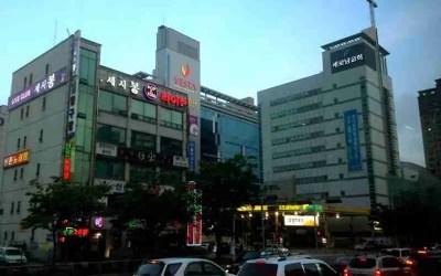 Daejon: Three lessons from a hotel breakfast