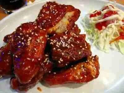 Intro to Korean Fried Chicken