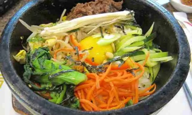 Restaurant: Korean BBQ Plus!, Concord, Calif.