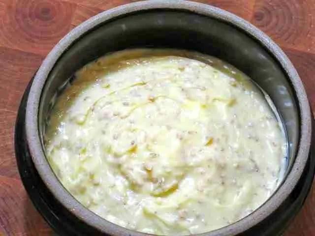 Sesame Butter