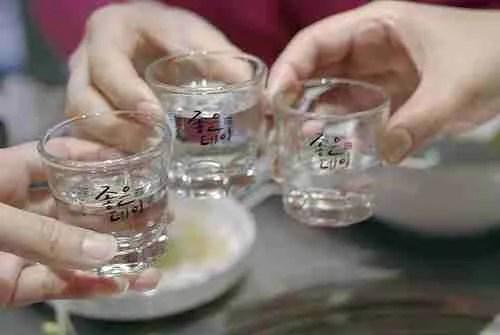 Is American soju 'watered down'?