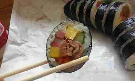 Premium Kimbap?