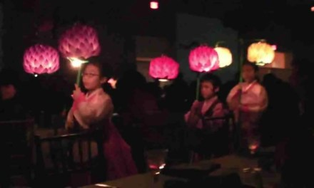 Video: Temple Cuisine Event in New York