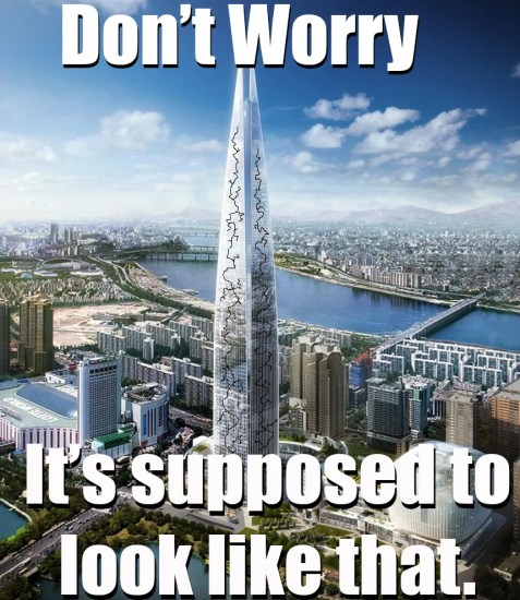 Lotte Tower Don't Worry