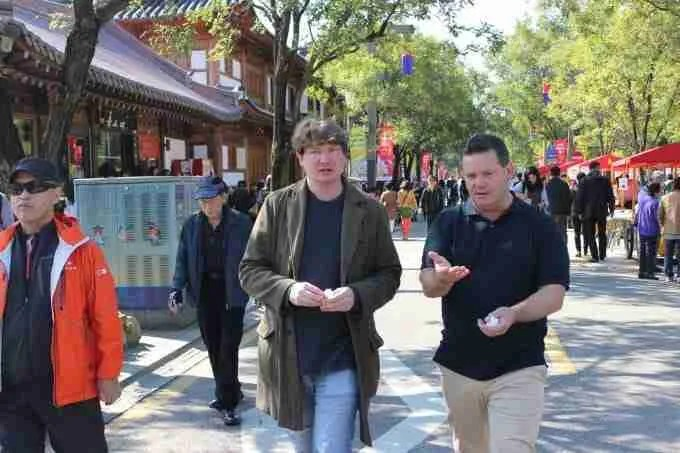 THIS WEEK: Gary Mehigan Tastes Korea