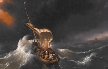Christ on the Sea 01