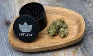 Zen Leaf Grinder Flower