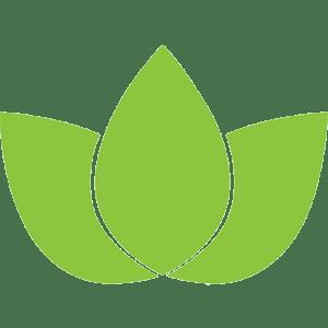 Zen Leaf Icon