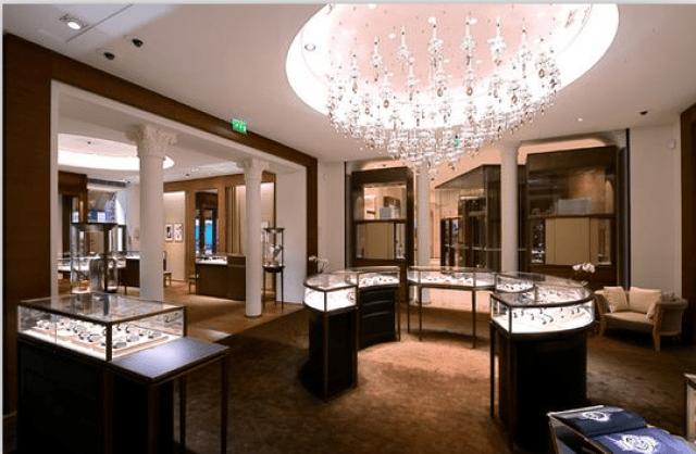Jewelry Display Lighting Fixtures