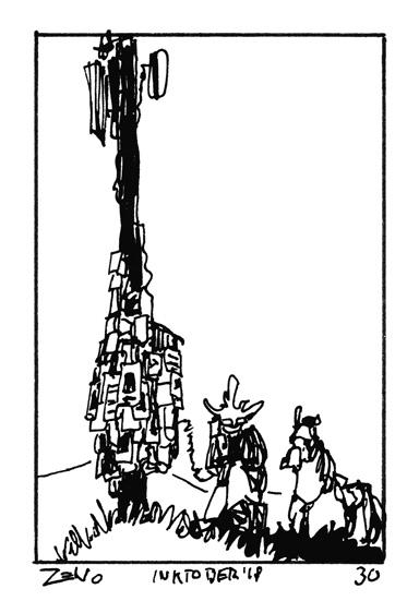 Zeno the Cartoonist