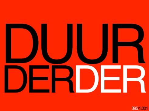 DUURDERDER395.001