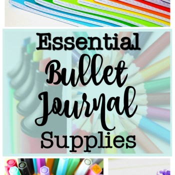 Not sure how to get started? I've put together all you need to know about the Essential Bullet Journal Supplies | Zen of Planning | Planner Inspiration