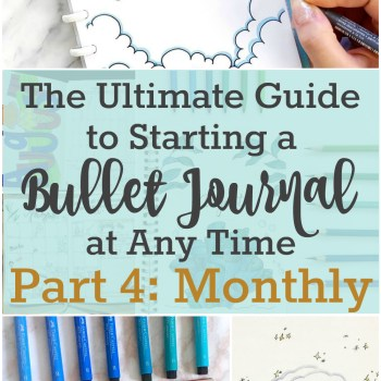 Plan Your Entire Year with these Bullet Journal Monthly Spreads | Zen of Planning | Planner Peace and Inspiration