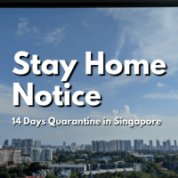 14 Days Quarantine In The Most Isolated Country of 2020 (Serving My Stay Home Notice Upon Returning To Singapore)