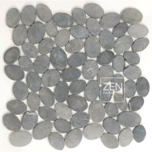 Dark Grey Marble Bulan Stone ZPSO002